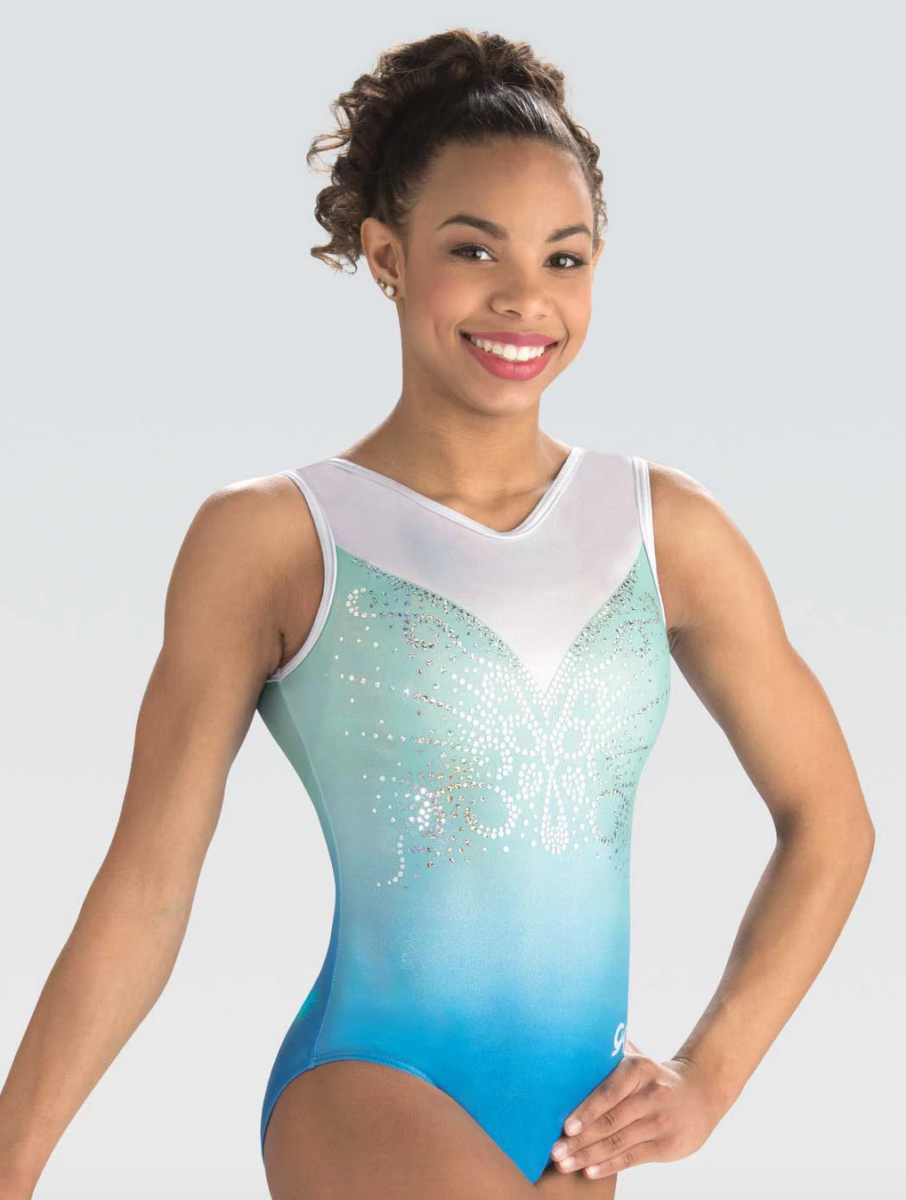 Standout in class in #SPstyle. We made this leotard in a